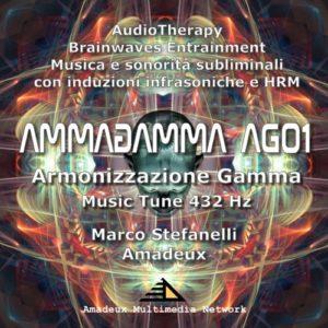 AMMAGAMMA AG01 – Armonizzazione Gamma 432 – Album