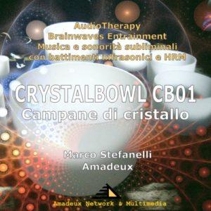 CRYSTALBOWL CB01 – Campane di cristallo – Album