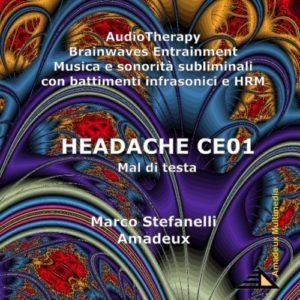 HEADACHE CE01 – Mal di testa – Album