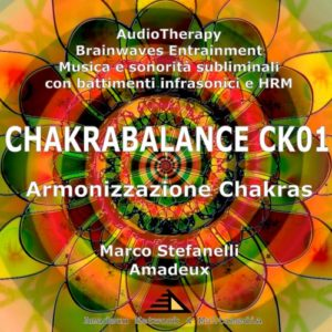 CHAKRABALANCE CK01 – Armonizzazione Chakras – Album