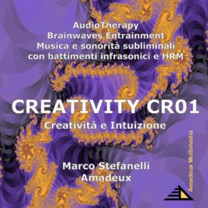 CREATIVITY CR01 – Creatività e Intuizione – Album