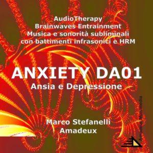 ANXIETY DA01 – Ansia e Depressione – Album