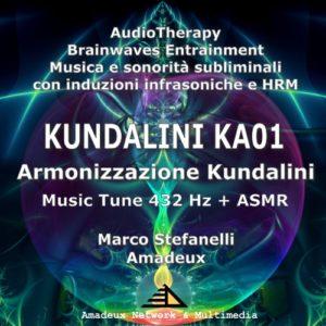 KUNDALINI KA01 – Armonizzazione Kundalini 432Hz – Album