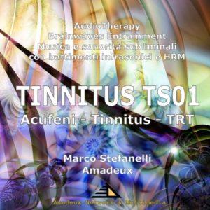 TINNITUS TS01 – Acufeni – Tinnitus – TRT – Album
